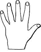 Chinese Palm Reading - Finger Reading